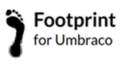 Footprint voor Umbraco