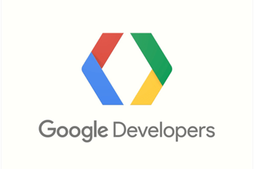Developer console van Google